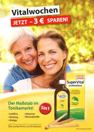 SuperVital Elixier Aktion